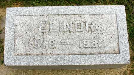 GOETTSCH, ELINOR - Ida County, Iowa   ELINOR GOETTSCH