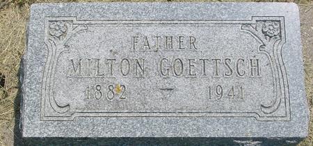 GOETTSCH, MILTON - Ida County, Iowa | MILTON GOETTSCH