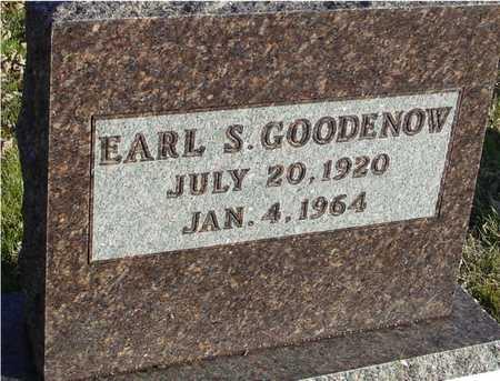 GOODENOW, EARL S. - Ida County, Iowa | EARL S. GOODENOW