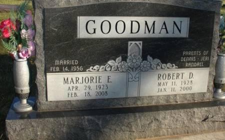 SHEVER GOODMAN, MARJORIE ELLEN - Ida County, Iowa | MARJORIE ELLEN SHEVER GOODMAN