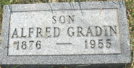 GRADIN, ALFRED - Ida County, Iowa | ALFRED GRADIN
