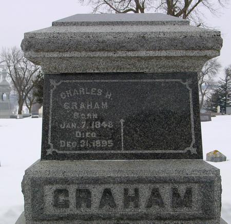 GRAHAM, CHARLES H. - Ida County, Iowa   CHARLES H. GRAHAM