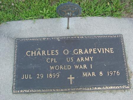 GRAPEVINE, CHARLES O. - Ida County, Iowa | CHARLES O. GRAPEVINE