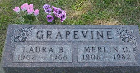 GRAPEVINE, MERLIN C. - Ida County, Iowa | MERLIN C. GRAPEVINE