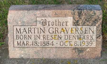GRAVERSEN, MARTIN - Ida County, Iowa | MARTIN GRAVERSEN