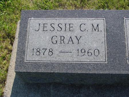 GRAY, JESSIE - Ida County, Iowa   JESSIE GRAY