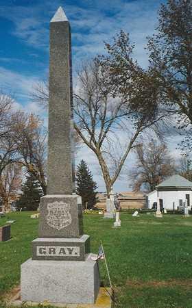 GRAY, JAMES - Ida County, Iowa | JAMES GRAY