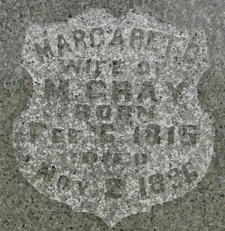 GRAY, MARGARET C. - Ida County, Iowa | MARGARET C. GRAY