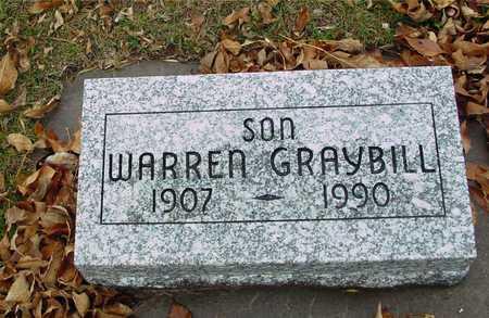 GRAYBILL, WARREN - Ida County, Iowa | WARREN GRAYBILL