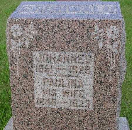 GREENWALD, JOHANNES - Ida County, Iowa | JOHANNES GREENWALD