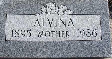 GROTH, ALVINA - Ida County, Iowa | ALVINA GROTH