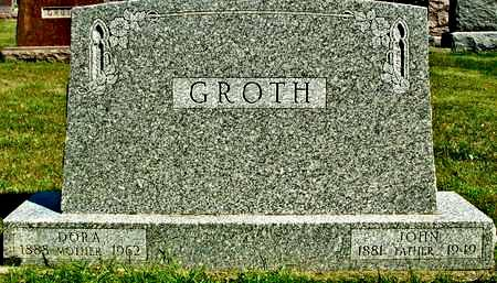 GROTH, DORA - Ida County, Iowa | DORA GROTH
