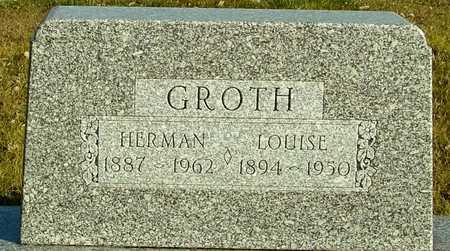 GROTH, HERMAN & LOUISE - Ida County, Iowa | HERMAN & LOUISE GROTH