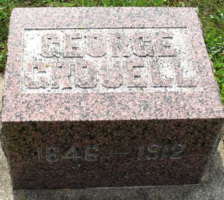 GROUELL, GEORGE - Ida County, Iowa | GEORGE GROUELL
