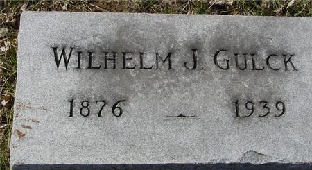 GULCK, WILHELM J. - Ida County, Iowa | WILHELM J. GULCK