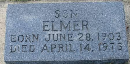 GUSTAFSON, ELMER - Ida County, Iowa | ELMER GUSTAFSON