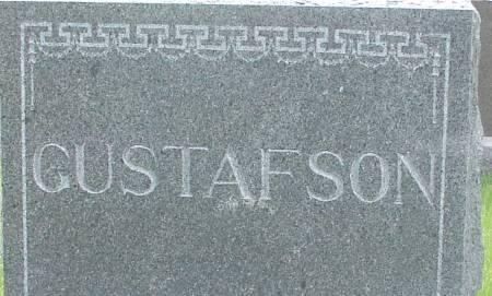 GUSTAFSON, FAMILY MONUMENT - Ida County, Iowa   FAMILY MONUMENT GUSTAFSON