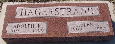 HAGERSTRAND, ADOLPH & HELEN - Ida County, Iowa | ADOLPH & HELEN HAGERSTRAND