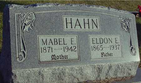 HAHN, ELDON & MABEL - Ida County, Iowa | ELDON & MABEL HAHN
