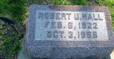 HALL, ROBERT U. - Ida County, Iowa | ROBERT U. HALL