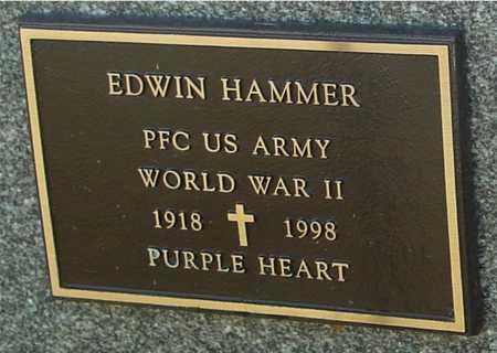 HAMMER, EDWIN - Ida County, Iowa | EDWIN HAMMER