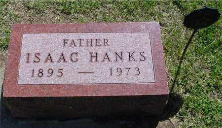 HANKS, ISAAC - Ida County, Iowa | ISAAC HANKS