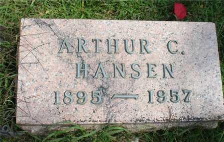 HANSEN, ARTHUR C. - Ida County, Iowa | ARTHUR C. HANSEN