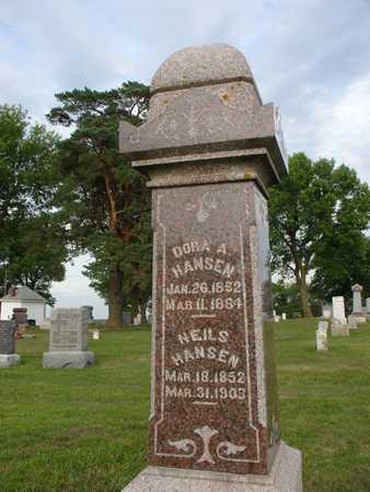 HANSEN, DORA A. - Ida County, Iowa | DORA A. HANSEN