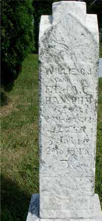 HANSOHM, WILLIE C. J. - Ida County, Iowa | WILLIE C. J. HANSOHM