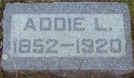 HANSON, ADDIE L. - Ida County, Iowa | ADDIE L. HANSON