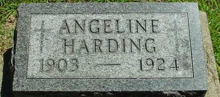 HARDING, ANGELINE - Ida County, Iowa | ANGELINE HARDING