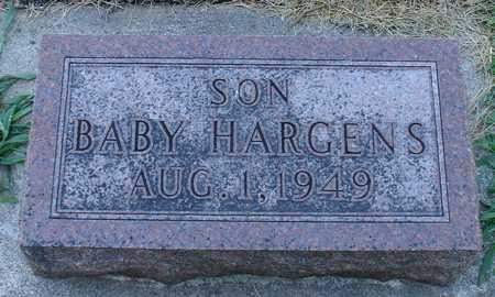 HARGENS, BABY - Ida County, Iowa | BABY HARGENS