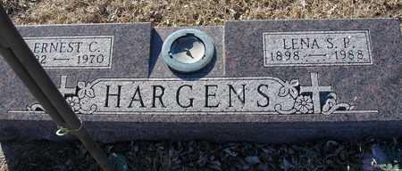 HARGENS, ERNEST & LENA - Ida County, Iowa | ERNEST & LENA HARGENS