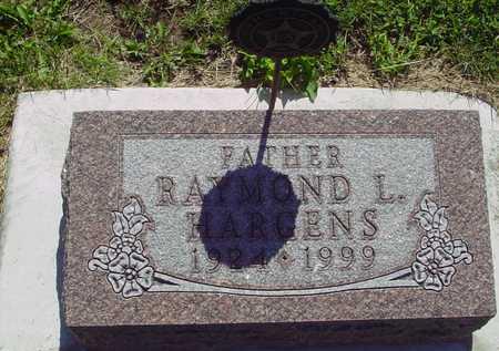HARGENS, RAYMOND L. - Ida County, Iowa | RAYMOND L. HARGENS