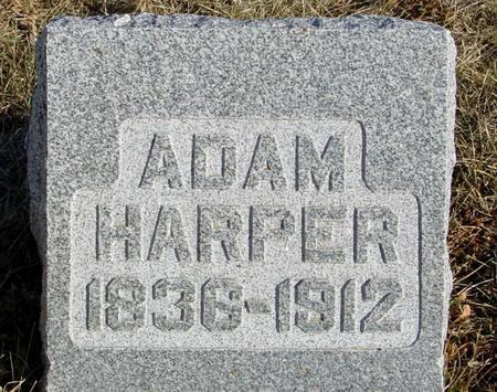 HARPER, ADAM - Ida County, Iowa | ADAM HARPER