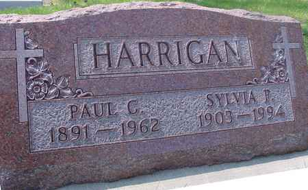 HARRIGAN, PAUL & SYLVIA P. - Ida County, Iowa | PAUL & SYLVIA P. HARRIGAN