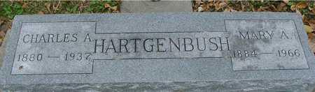 HARTGENBUSH, CHARLES & MARY - Ida County, Iowa   CHARLES & MARY HARTGENBUSH