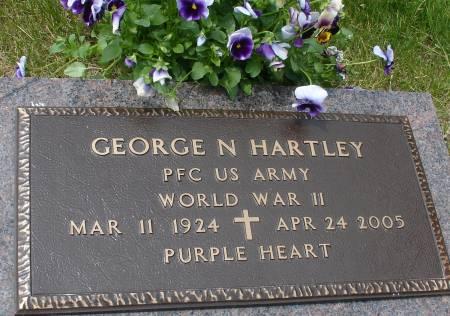 HARTLEY, GEORGE N. - Ida County, Iowa | GEORGE N. HARTLEY