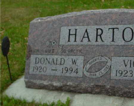 HARTO, DONALD W. - Ida County, Iowa | DONALD W. HARTO
