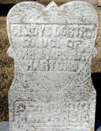 HARTONG, GLADYS DOROTHY - Ida County, Iowa | GLADYS DOROTHY HARTONG