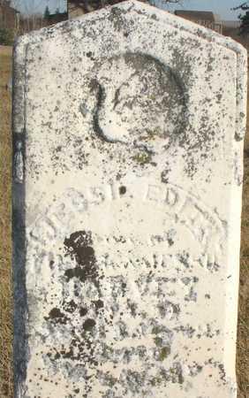 HARVEY, JESSIE EDITH - Ida County, Iowa | JESSIE EDITH HARVEY