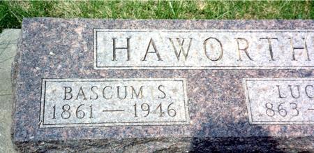 HAWORTH, BASCUM S. - Ida County, Iowa | BASCUM S. HAWORTH