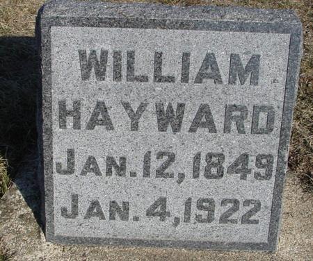 HAYWARD, WILLIAM - Ida County, Iowa | WILLIAM HAYWARD