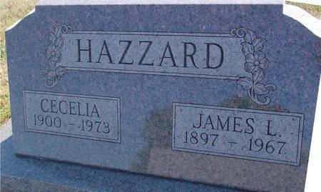HAZZARD, JAMES & CECELIA - Ida County, Iowa | JAMES & CECELIA HAZZARD