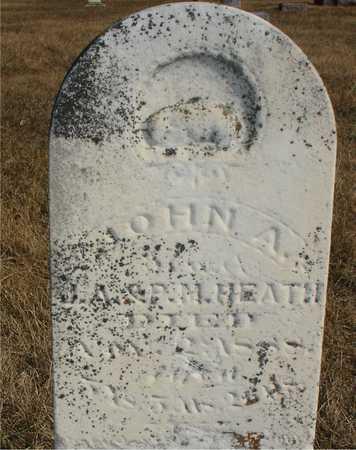 HEATH, JOHN A. - Ida County, Iowa | JOHN A. HEATH