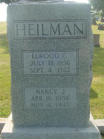 HEILMAN, ELWOOD & NANCY - Ida County, Iowa | ELWOOD & NANCY HEILMAN
