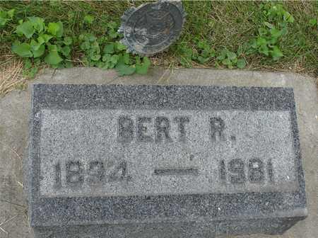 HEINSE, BERT R. - Ida County, Iowa   BERT R. HEINSE