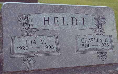 HELDT, CHARLES & IDA - Ida County, Iowa | CHARLES & IDA HELDT