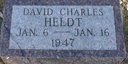 HELDT, DAVID CHARLES - Ida County, Iowa | DAVID CHARLES HELDT