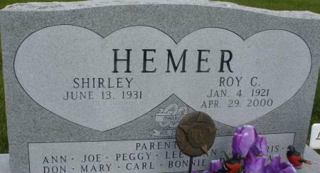 HEMER, ROY C. - Ida County, Iowa | ROY C. HEMER